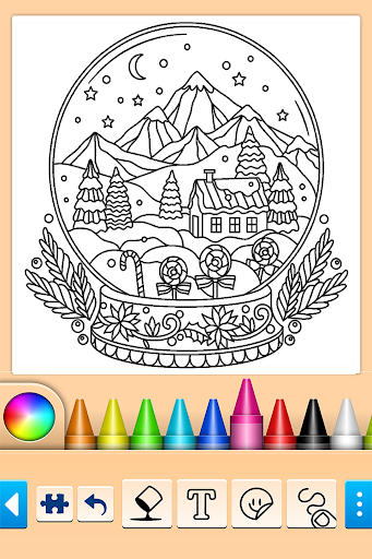 Christmas Coloring 10.4.4 screenshots 13