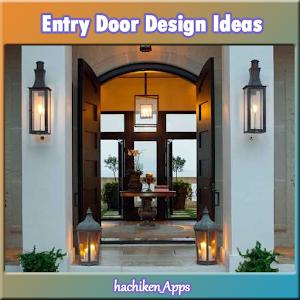 Entry door design ideas android apps on google play for Door design app