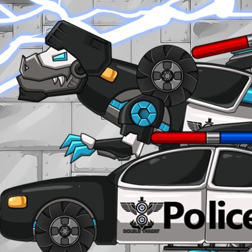 Dino Robot - Tarbo Cops