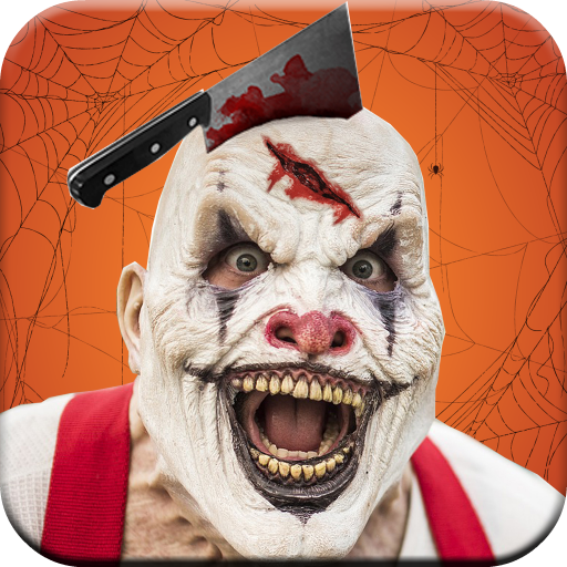 Scary Monster Photo Editor Icon