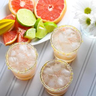 Paloma Honey Cocktail.