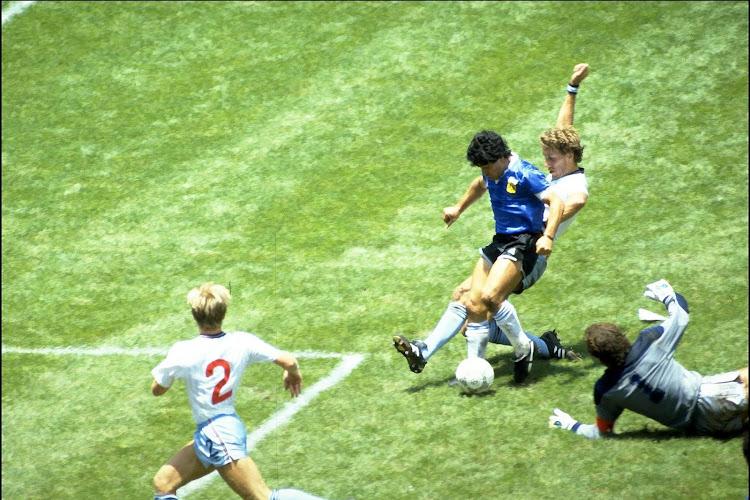 """Gary Lineker se rappelle de """"la main de Dieu"""" : """"Fâché ? Sur l'arbitre plutôt que sur Diego ..."""""""