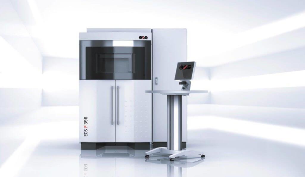 Лучший промышленный 3D-принтер: EOSINT P 395
