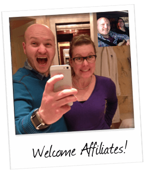 Welcome Affiliates
