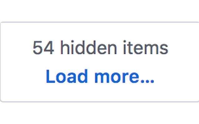 GitHub Thread Expander