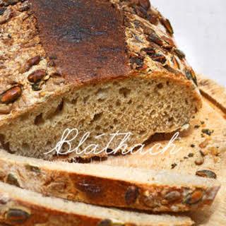Mixed Seed Sourdough Spelt Bread.