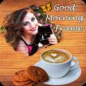 Good Morning Photo Frame icon