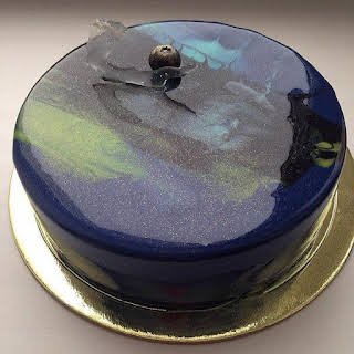 The Secret Of The Mirror Glaze For The Cake.