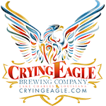 Logo of Crying Eagle Hop Blooded