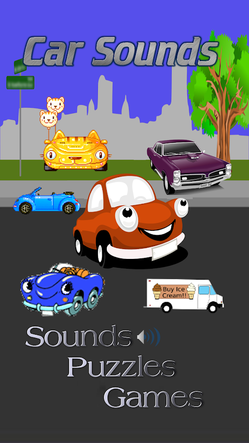 Car Sound Games For Kids Free! - Android Apps on Google Play