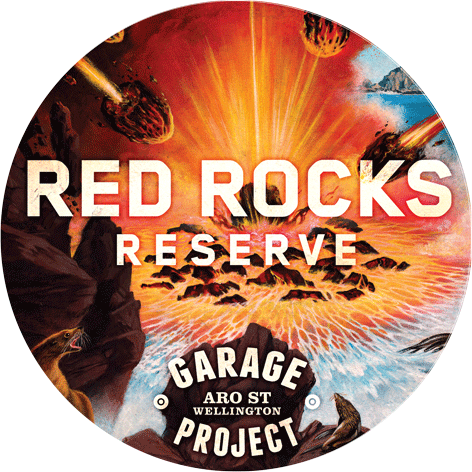 Logo of Garage Project Red Rocks Reserve