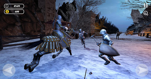 Archery King Horse Riding Game - Archery Battle screenshots 2