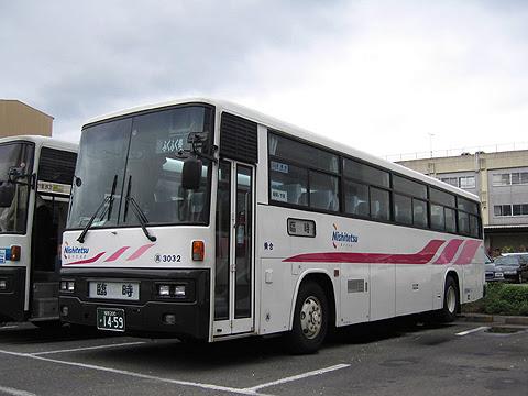 西鉄高速バス「ふくふく天神号」 3032