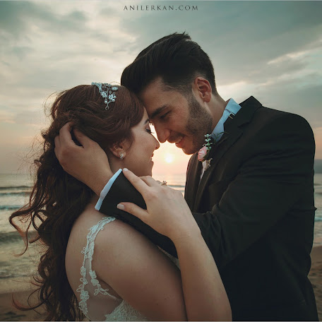 Wedding photographer Anıl Erkan (anlerkn). Photo of 16.01.2018