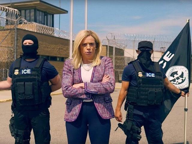 Netflix compares U.S.border security to ISIS