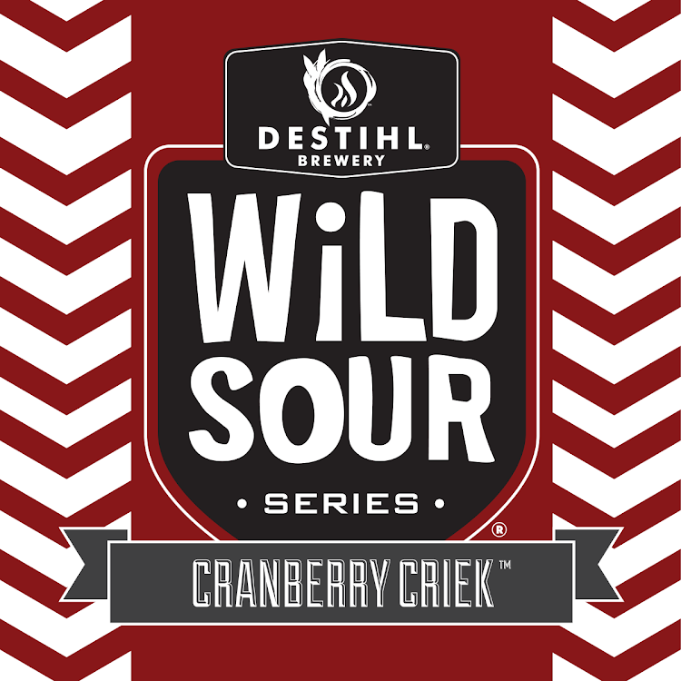 Logo of DESTIHL Wild Sour Series: Cranberry Criek