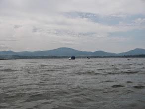 Photo: i płyniemy