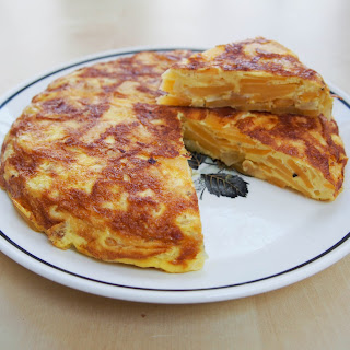 Spanish tortilla #SundaySupper
