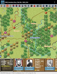 Civil War Battles - Petersburg- screenshot thumbnail