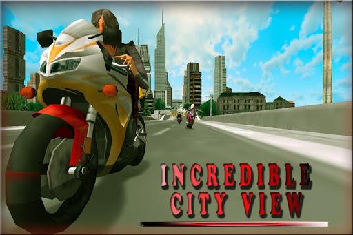 Furious For Speed Bike Race