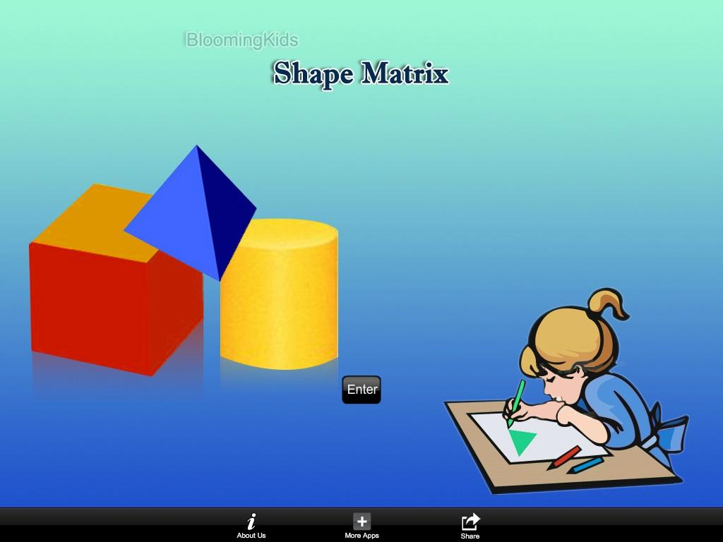 Shape Matrix Lite Version- screenshot