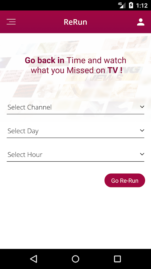 dittoTV - Live TV & VoD- screenshot