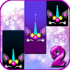 Unicorn Piano Tiles 2018 icon
