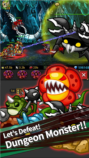 LINE Endless Frontier 2.0.4 screenshots 21