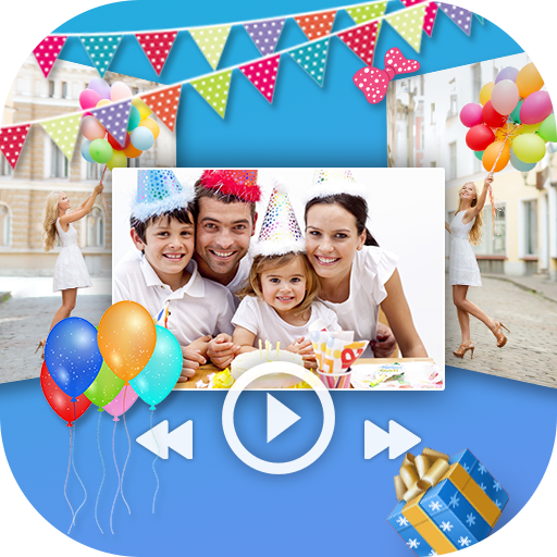 Birthday Slideshow with Song