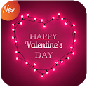 Love Wallpapers : Valentines Wallpapers (Offline) icon