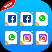 Dual Apps - Multiple Accounts && Parallel APP