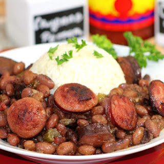 One Pot Red Beans & Rice
