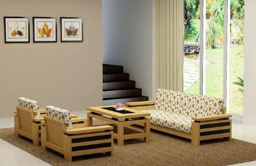 Cách lựa chọn bàn ghế phù hợp với phòng khách diện tích nhỏ