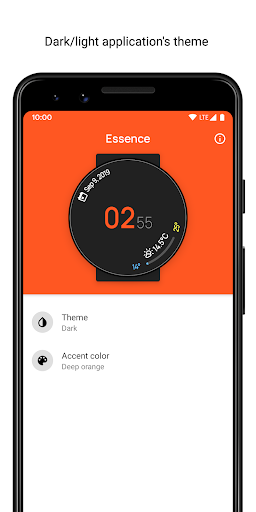 Essence: Watchface for Wear OS screenshot 3