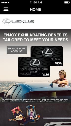 Lexus Card