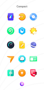 Nebula Icon Pack for Android 3