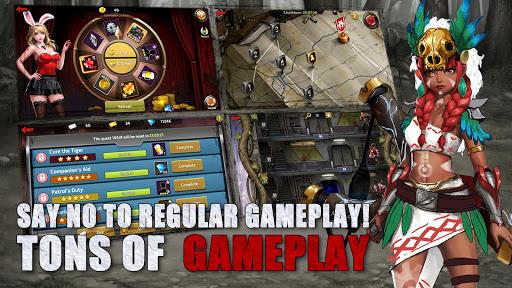 Zombie Strike : The Last War of Idle Battle (SRPG) 1.11.17 screenshots 6