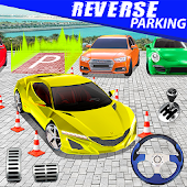Reverse Super Car Parking Simulator 3D