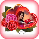 Romentic Love Photo Frame 1.6 Apk