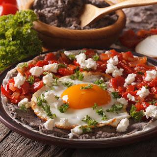 Mexican Ranchero Sauce