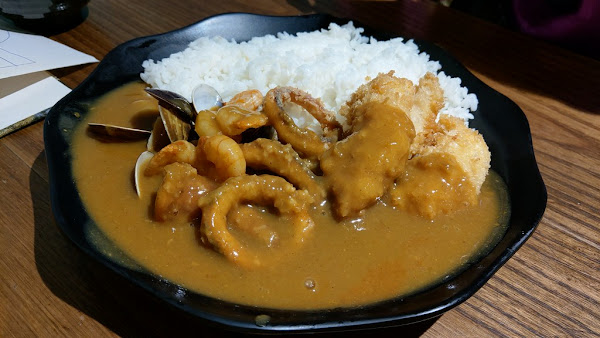 狂愛咖哩 Just Love Curry