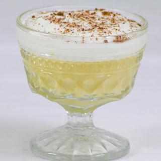 Eggnog Pudding #SafeNog