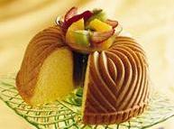 Cream Cheese Pound Cake With Sassy Fruit Salsa Recipe