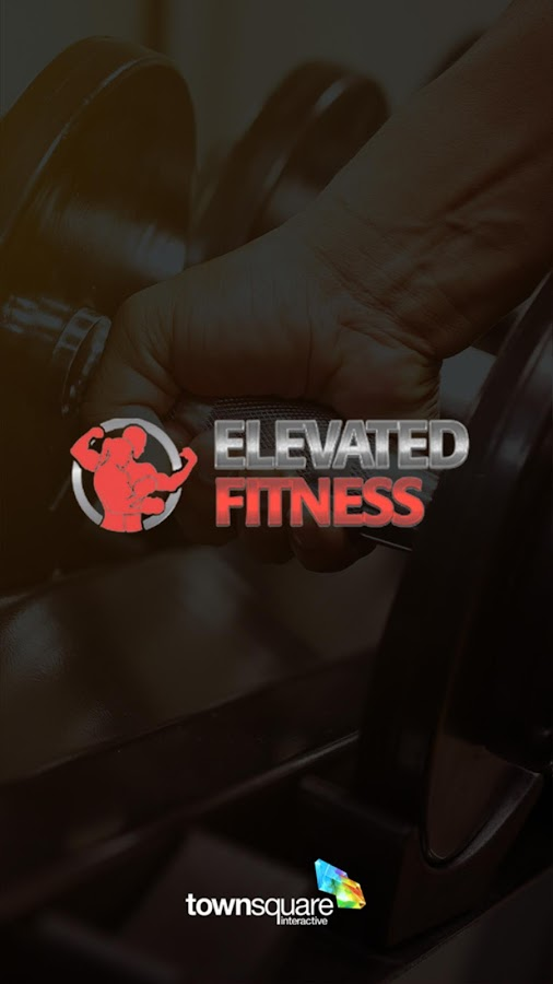 Elevated Fitness- screenshot