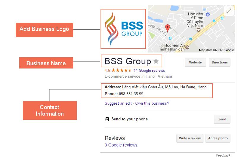 bssgroup rich snippets