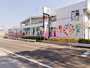 Photo: 店舗側面