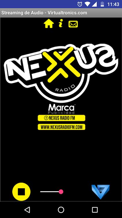 Nexus Radio FM – (Android Aplikasi) — AppAgg