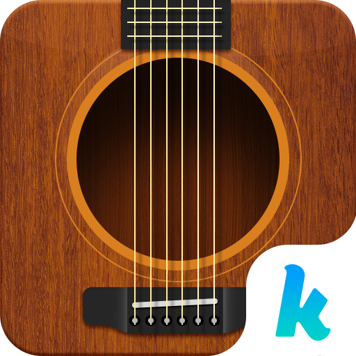 Guitar Sound for Kika Keyboard Icon
