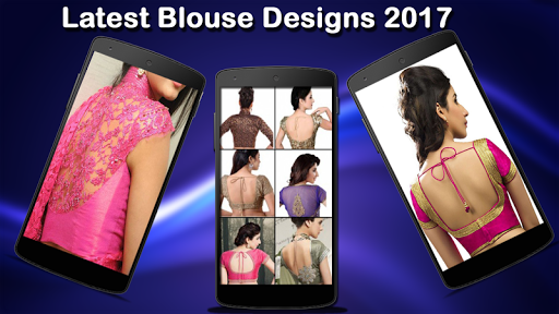 Latest Blouse Designs 1.0.1 screenshots 8