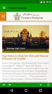 Namaaz Times for Mumineen - screenshot thumbnail